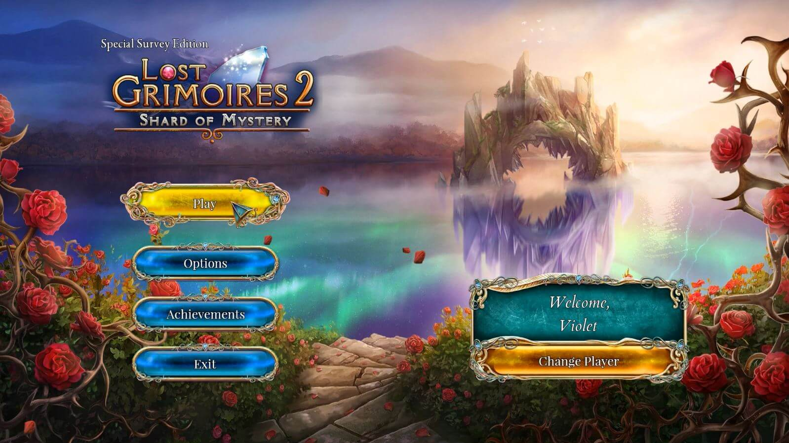 lost-grimoires-2-shard-of-mystery-menu