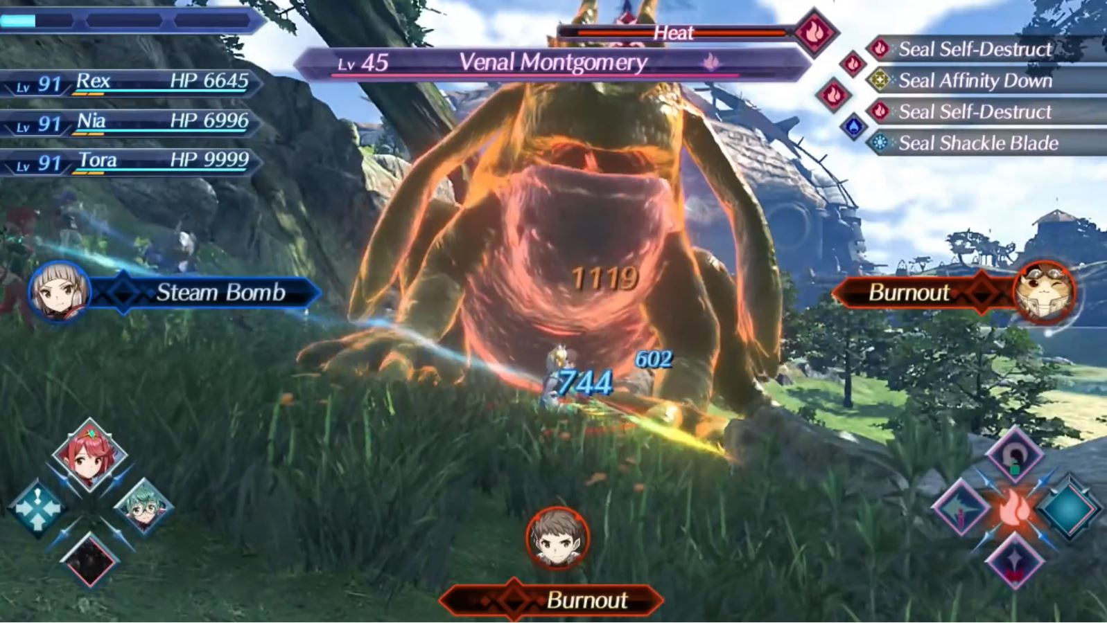 Xenoblade Chronicles 2 Unique Monsters Locations Guide Gamingphcom