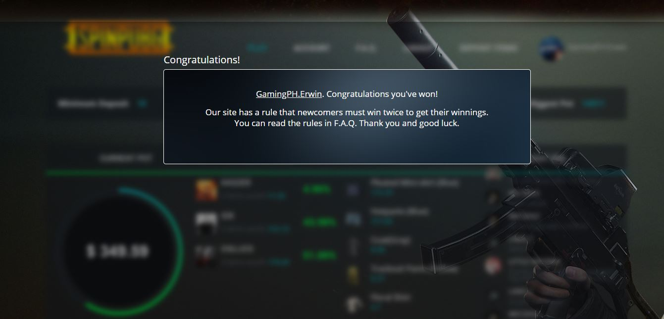 i got scammed with spinpubg com pubgten com from a random chat on