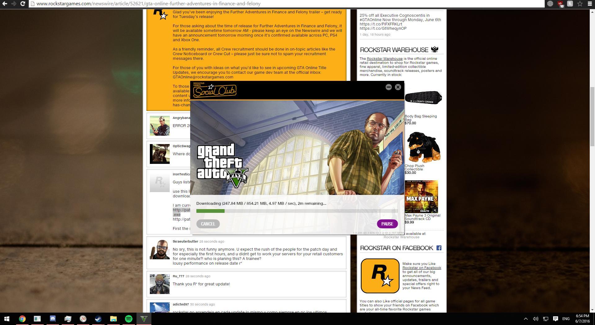 gta 5 not loading online pc