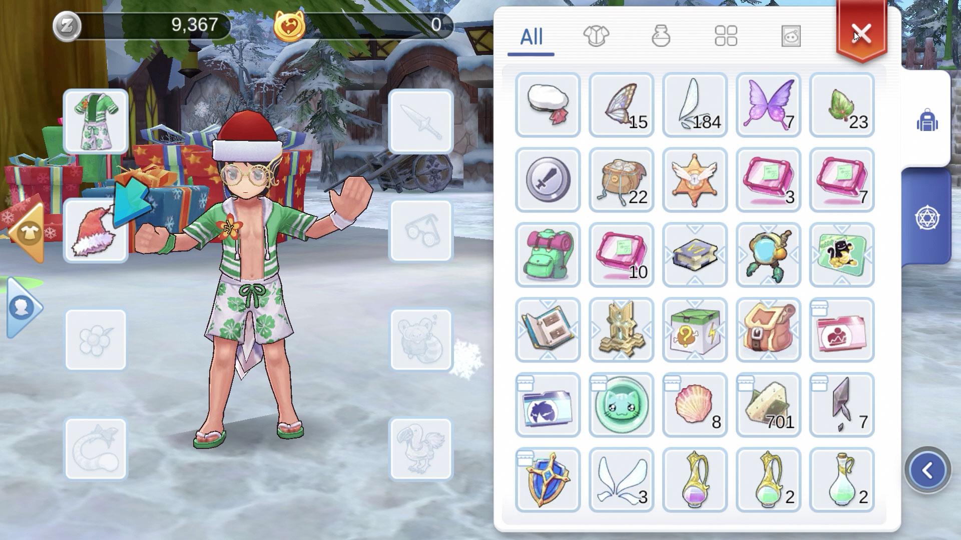 d5454d8df3e How to Get Santa Hat