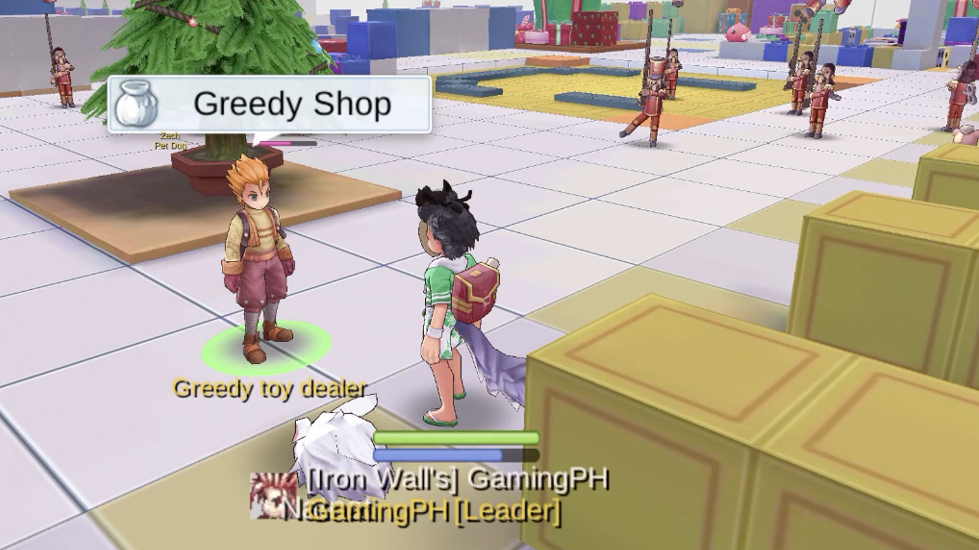 How To Summon Greedy Shop Toy Factory 1f In Ragnarok M Eternal