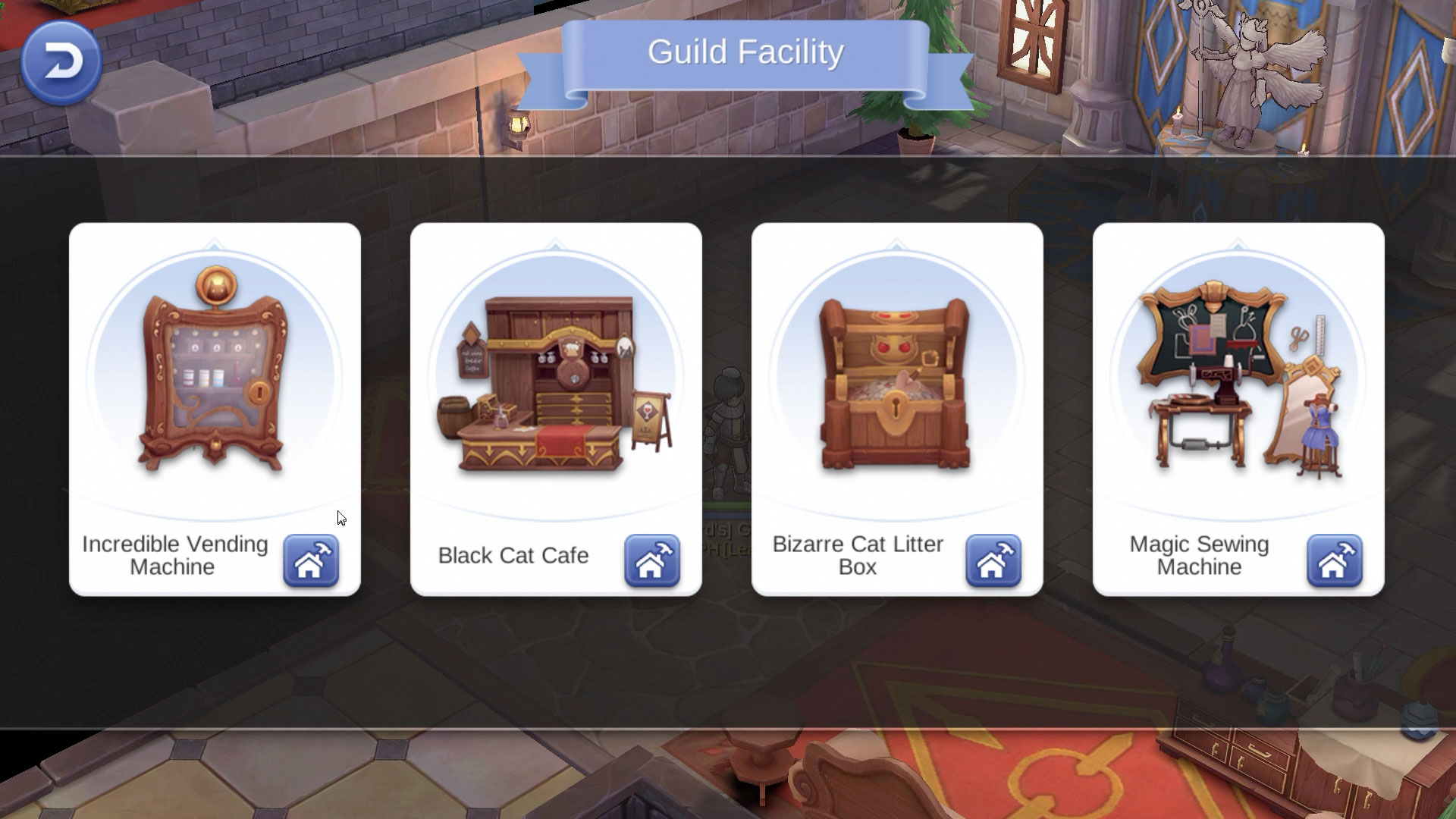 How to Unlock Facility Hall in Guild in Ragnarok M Eternal Love