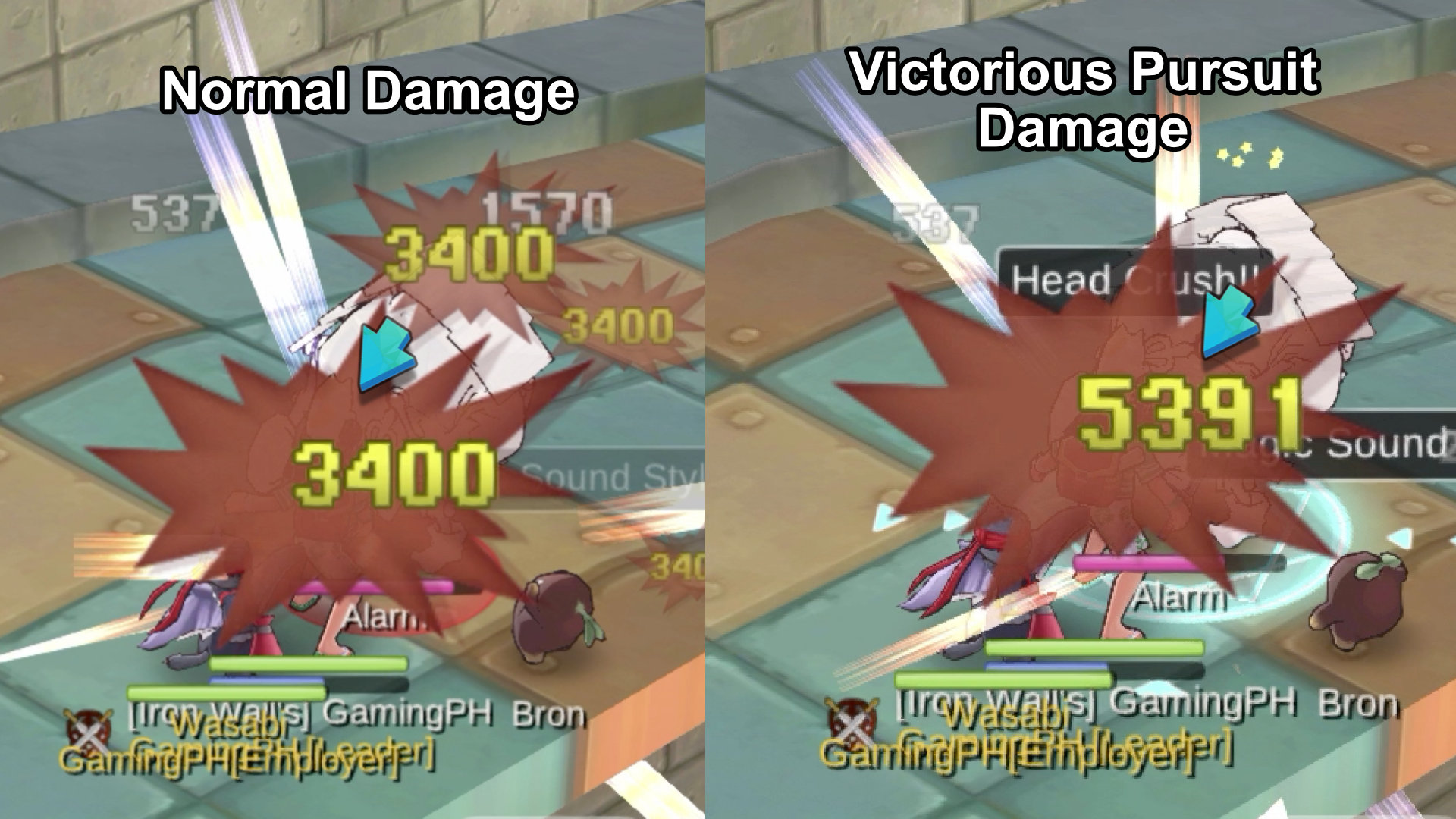 What is Victorious Pursuit, Lord Knight Aesir Skill in Ragnarok M