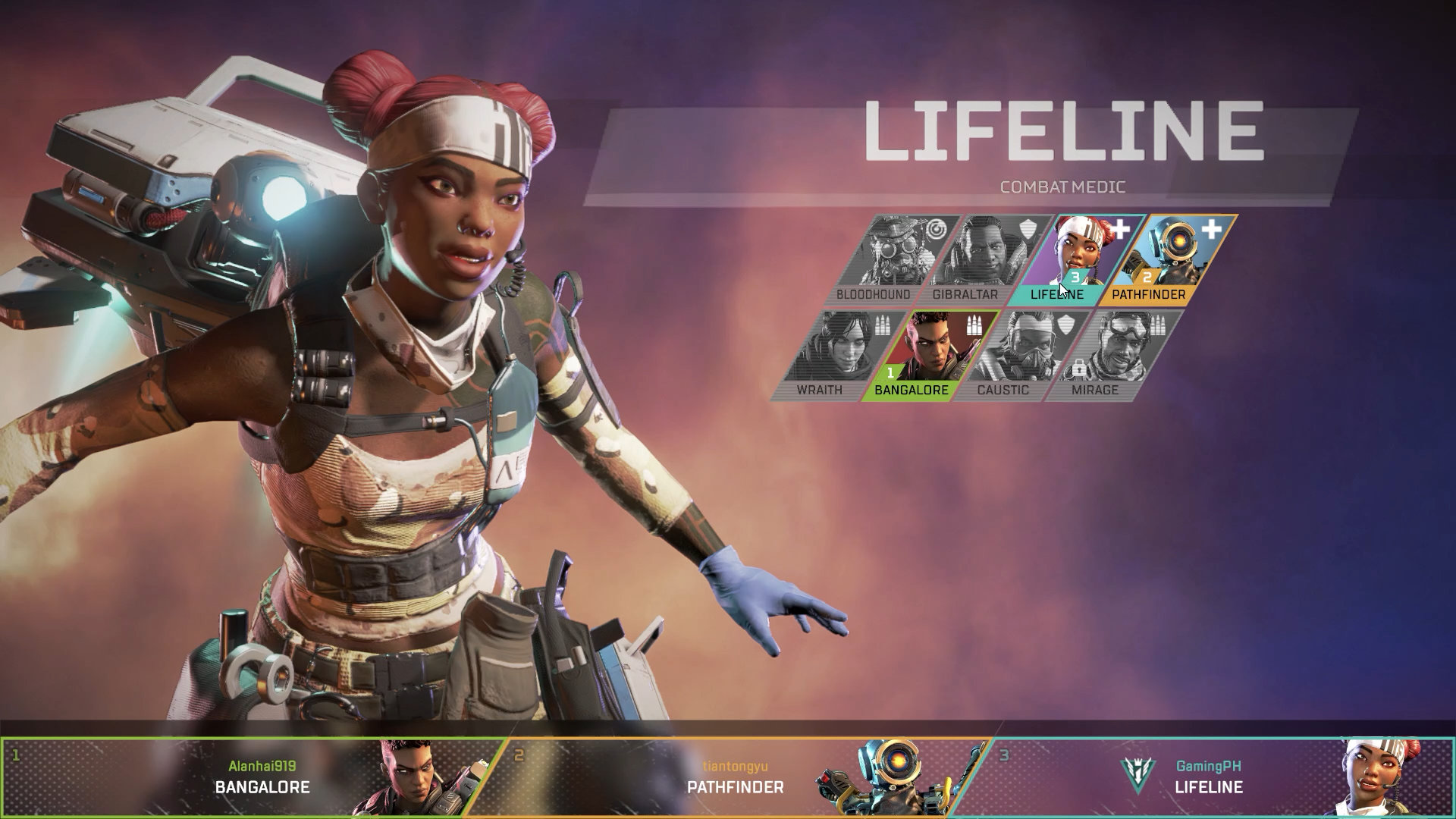 qQun chat in Apex Legends are from Bots, Selling Cheats – GamingPH com