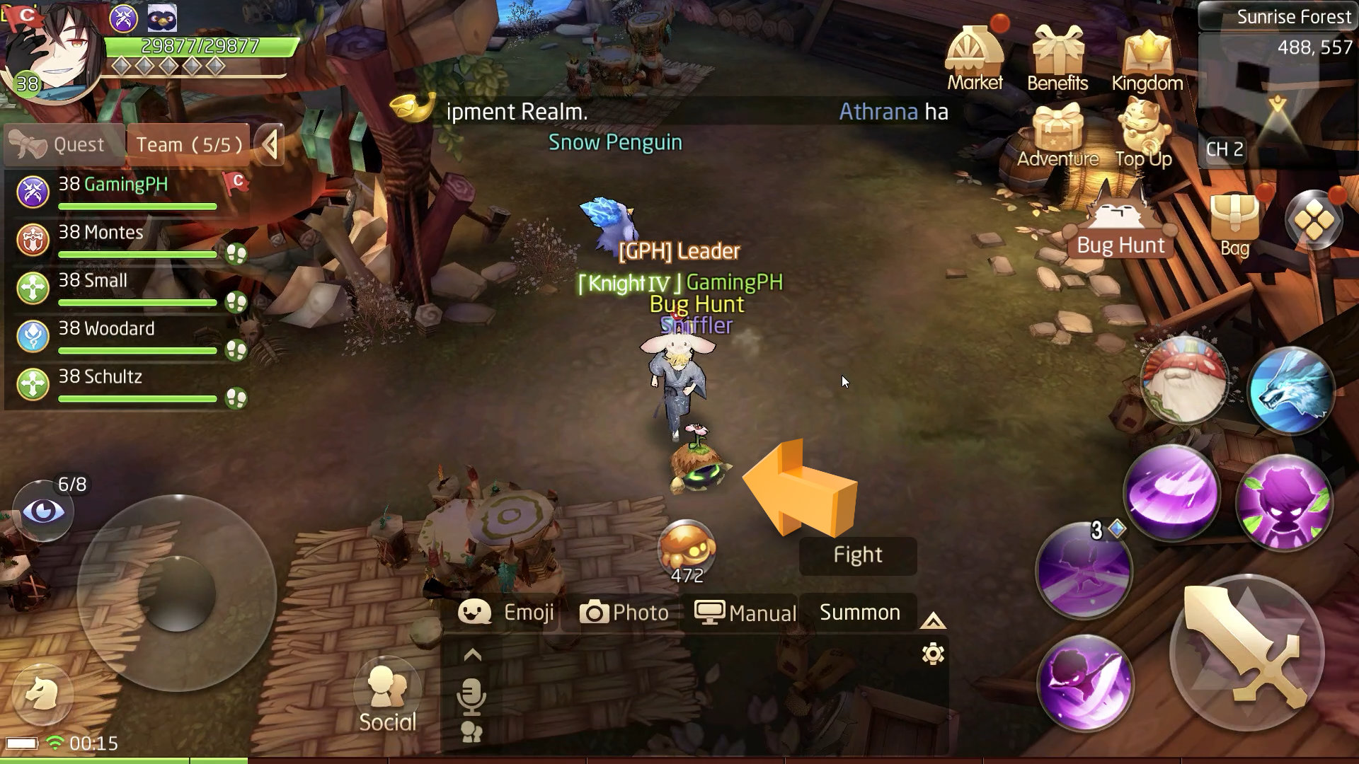 How to Bug Hunt in Laplace M (Tales of Wind) – GamingPH com